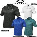 OAKLEY オークリー ENHANCE TECHNICAL POLO.17.04 エンハンス テクニカル 半袖ポロシャツ(433945JP)2017年春夏モデル