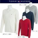 (セール)トミーヒルフィガー ゴルフ ベーシック Vネック ...