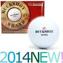 カモゴルフ バックショット (CAMO GOLF Buckshot) ゴルフボール (12個入) CG007 【200円ゆうメール配送可能】【ゴルフ】