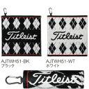 タイトリスト☆Titleist ハンドタオル AJTWH51 【200円ゆうメール対応】【ゴルフ】