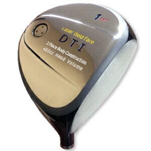 DTI 460 ドライバー ヘッド単体 (左打/SLEルール適合) DTILS-L 【ゴルフ】 清水剛選手が412ヤード記録