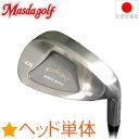 お取り寄せ品 マスダゴルフ MASUDA GOLF STUDIO WEDGE M425 ウェッジヘッド(右打用・AW) MASUDA-M425-WG 【ゴルフ】
