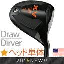 エーサー acer XV ドロー チタニウム ドライバーヘッド(右・左打用) TM12871 【ゴルフ】
