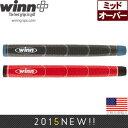 ウィン テンダータッチ Winn TenderTouch エクセル ミッドサイズ ピストル パターグリップ 【全2色】 RW184・185(68WS-RD・DGB) 【200円ゆうメール配送可能】【ゴルフ】