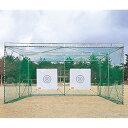 運動用品, 戶外用品 - 【メーカー直送品】 ライト M-171 ダブル型強力 ネットのみ 【代引不可】【ゴルフ】