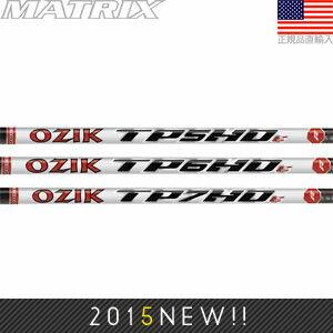 お取り寄せ品  マトリックス MATRIX OZIK TPHDe 5・6・7 ウッドシャフト MXTPHDE【ゴルフ】 シャフト単体販売