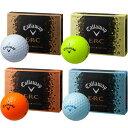キャロウェイ☆Callaway ERC(イーアールシー) ゴルフボール (12個入) 【2016年モデル】【日本正規品】【200円ゆうメール対応】【ゴルフ】