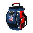 インテック USA クーラー&アクセサリー キャディバッグ(Intech USA Golf Bag Cooler & Accessory Caddy) IN029633 【ゴルフ】