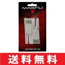 【ゆうメール配送】 マックスフライ Two Prong ディボット ツール(Maxfli Two Prong Divot Tool)(2本入) MX221 【ゴルフ】
