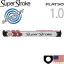 スーパーストローク オデッセイ トゥ アップ フラッツォ1.0 (Super Stroke Odyssey Toe Up) パター グリップ ST0084 【200円ゆうメール配送可能】【ゴルフ】