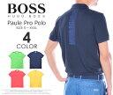 (在庫処分商品)ヒューゴボス HUGO BOSS ポール プロ 半袖ポロシャツ 大きいサイズ USA直輸入