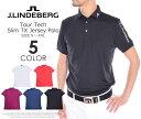 (2016厳選セール)Jリンドバーグ  ツアー テック スリム TX ジャージー 半袖ポロシャツ 大きいサイズ USA直輸入