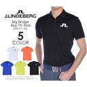 Jリンドバーグ ビッグ ブリッジ レギュラー TX 半袖ポロシャツ 大きいサイズ USA直輸入