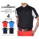 Jリンドバーグ ジョエル スリム フィールドセンサー 2.0 半袖ポロシャツ 大きいサイズ USA直輸入