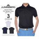 Jリンドバーグ デビッド スリム TX ジャージー 半袖ポロシャツ 大きいサイズ USA直輸入