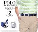 ポロゴルフ ラルフローレン ベルト ゴルフベルト メンズ ゴルフウェア RLX ウェブ ベルト 大きいサイズ USA直輸入