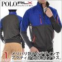 ポロゴルフ ラルフローレン POLO RLX ウーブン フルジップ 長袖ジャケット 大きいサイズ USA直輸入 あす楽対応