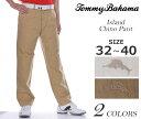 (在庫処分商品)トミーバハマ TOMMY BAHAMA ゴルフパンツ メンズ アイランド チノ パンツ 大きいサイズ USA直輸入 あす楽対応