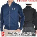 (スペシャル感謝セール)アンダーアーマー UNDER ARMOUR ゴルフウェア メンズ 秋冬ウェア 長袖メンズウェア ウインドストライク 2.0 長袖ジャケット 大きいサイズ USA直輸入 あす楽対応