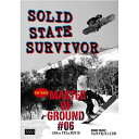 13-14 DVD snow 超実践型ムービー SOLID STATE SURVIVOR MASTER OF GROUND06 T6M HOW TO ジャンプや... ランキングお取り寄せ