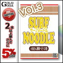 SURF DVD SURF NOODLE VOL.3 サーフヌードル 3 サーフィンDVD