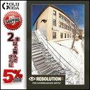 16-17 DVD SNOW RESOLUTION SNOWBOARDER MAGAZINE presents スノーボード