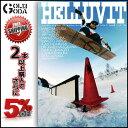 17-18 DVD snow WHITE HELLUVIT VESP スノーボード SNOWBOARD パーク PARK ジブ JIB