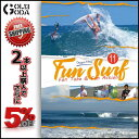 楽天GOLGODA【ポイント最大10倍】SURF DVD FUN SURF 11 FUN TUBE&FUN ACTION 人気シリーズの最新作 サーフィンDVD