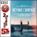 SURF DVD 映画 BEYOND THE SURFACE ビヨンド・ザ・サーフェス サーフィンDVD