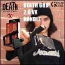 DEATH GRIP VX1000 デス レンズ セルカ棒 自撮棒 スノーボード スケート DEATH DITITAL LENS