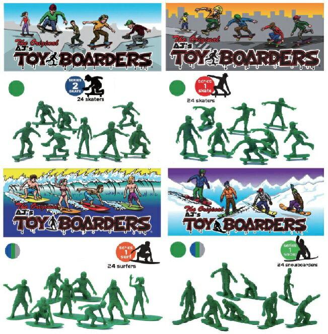 送料無料 フィギュア TOY BOARDERS...の紹介画像3