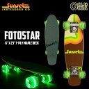 е╡б╝е╒е╣е▒б╝е╚ SUNSET SKATEBOARD FOTOSTAR е╣е▒б╝е╚е▄б╝е╔ е╣е▒е▄б╝ е│еєе╫еъб╝е╚ Complete