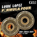 ウィール SPITFIRE FORMULA FOUR LOUIE LOPEZ END TIMES CONICAL 99a(52mm/53mm) スピットファイヤー WHEEL スケートボード skateboard deck デッキ