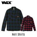 ネルシャツ VAGX L/S NELL ...