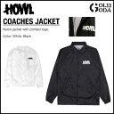 15-16モデル コーチジャケット HOWL COACHES JACKET ハウル コーチ スノーボード スノボ あす楽 align=