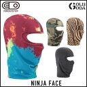 16-17モデル AIRBLASTER Ninja Face エアーブラスター スノーボード バラクラバ 薄手