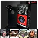 DEATH LENS FISH EYE IPHONE GALAXY デス レンズ アイフォン用 フィッシュレンズ スノーボード スケート (4/4S 5/5S ...