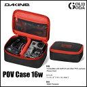カメラバッグ DAKINE POV Case カメラの付属品 アクセサリーを収納 Go Pro デジカメケース