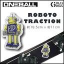 送料無料 デッキパッドONEBALLJAY ROBOTO(ワンボール ジェイ デッキグリップ スノーボード スノボ) 10P03Dec16
