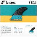 フューチャー フィン FUTURES FIN BLACK STIX F4 幅広いレベルから愛用されるスタンダードモデル 超軽量カーボン フューチャーフィン ショートボード