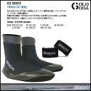 新世代二重構造防水型 Blacco ICE 4mm BOOTS 21cm〜28cm 冬用サーフブーツ グローブ ホットカプセル あす楽