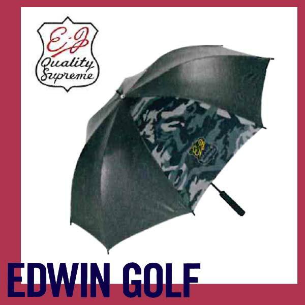 エドゥイン ゴルフ 軽量晴雨兼用ワンタッチ傘 EDU-001 (147547)