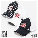 ブリヂストンゴルフ 17メジャーコレクション ハーフメッシュキャップ リバーシブル 全米オープンモデ