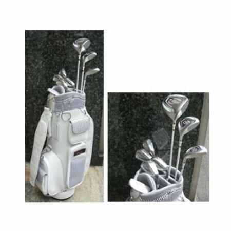 ORLIMAR オリマー レディースゴルフクラブハーフセット 8本組 ORM-200