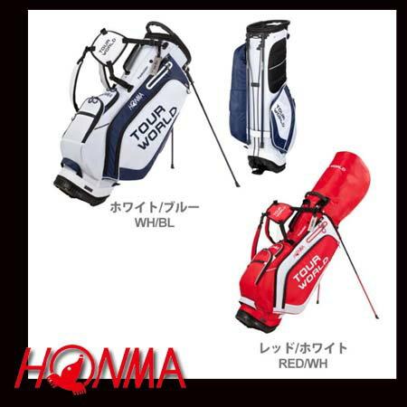 本間ゴルフ ホンマゴルフ ツアーワールド スタンドバッグ CB-1717