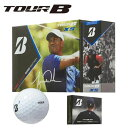 【タイガーウッズ使用モデル】 【限定品】 ブリヂストンゴルフ 日本正規品 TOUR B XSゴルフボール 1ダース[12球入り] ツアービー 2020 Edition