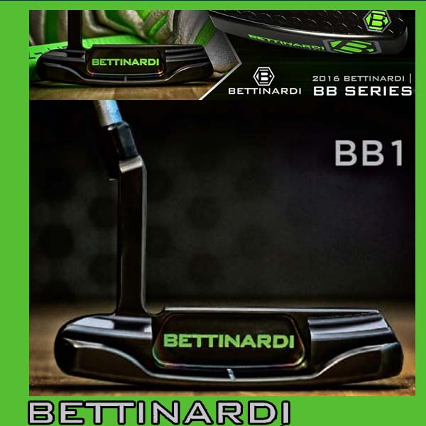 ベティナルディ ゴルフ 2016 BBシリーズ BB1 パター Bettinardi 【ベティナルディ】