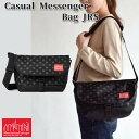 ショッピングN95 マンハッタンポーテージ Manhattan Dot Print Casual Messenger Bag JRS メッセンジャーバッグ MP1605JRS PDDOT19