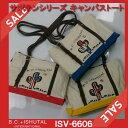 楽天Golkin(ゴルフマートキング)【SALE】 トートバッグ B.C.+ISHUTAL BCイシュタル サボテンシリーズ キャンバストート ISV-6606