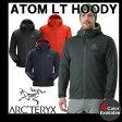 【あす楽対応】【送料無料】男性用 軽量 中綿ジャケット アークテリクス ARC'TERYX ATOM LT HOODY アトム LT フーディー メンズ ウィンドジャケット 14644
